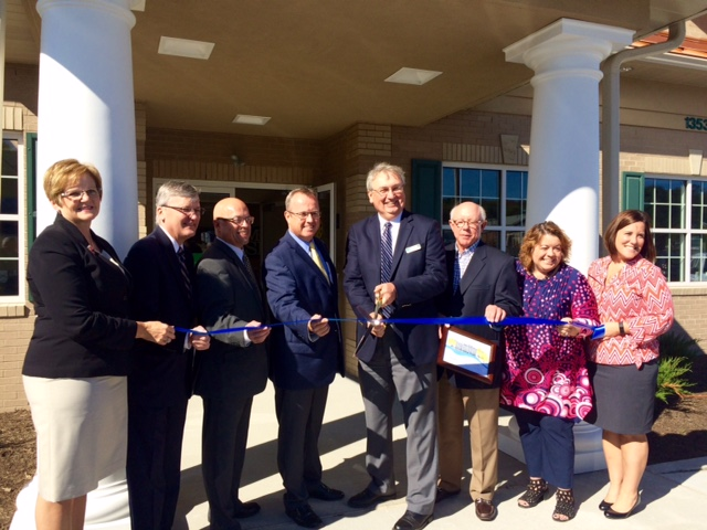 Mercer County State Bank Hermitage Branch Ribbon Cutting