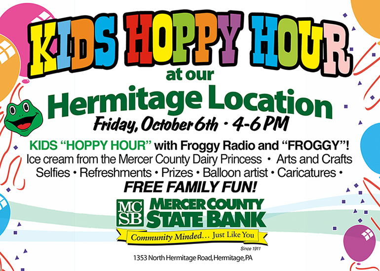Kids Hoppy Hour at Hermitage