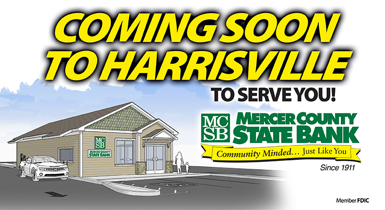 Coming Soon To Harrisville